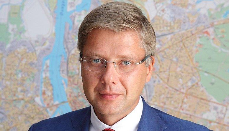 Ušakovs ir viens no populārākajiem politiķiem Latvijā, domā Burovs