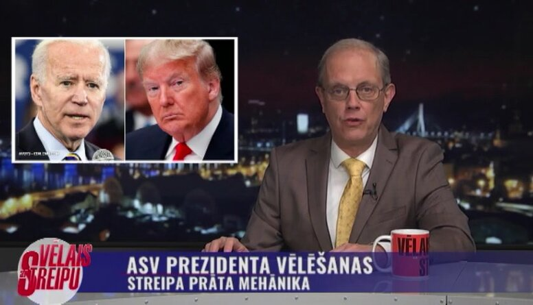Streipa prāta mehānika: ASV prezidenta vēlēšanas