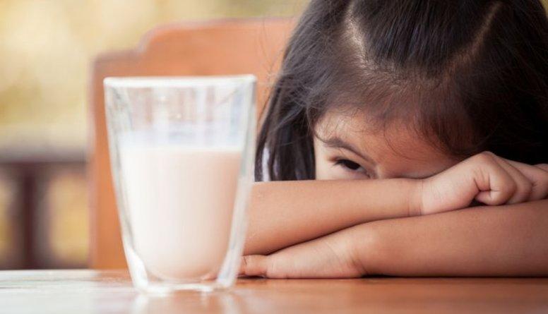 Pazīmes, kas var liecināt par pārmērīgu piena daudzumu organismā!