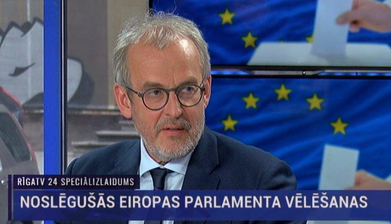Roberts Zīle par amatu sadali Eiropas Parlamentā