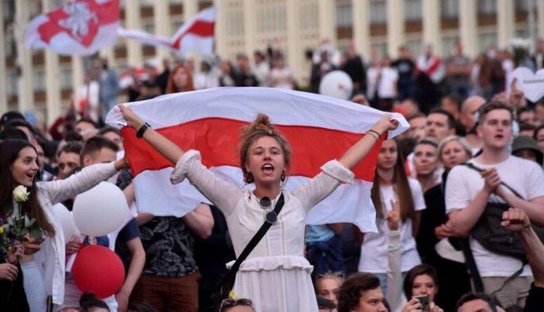 Liepiņa: Ticu, ka baltkrievi panāks savu