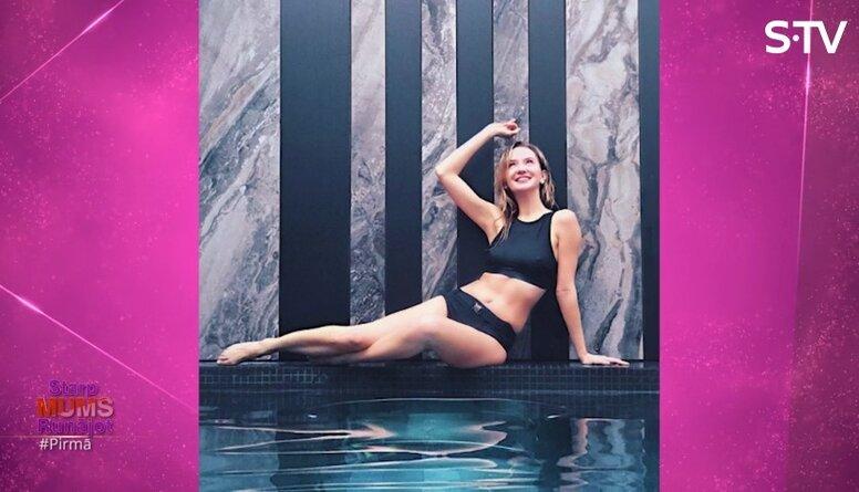 Puriņa-Liberte: Fotografēties peldkostīmā var jebkura sieviete!