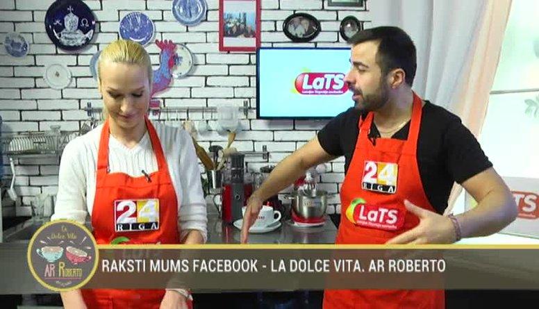 04.01.2017 La Dolce Vita. Ar Roberto 2. daļa