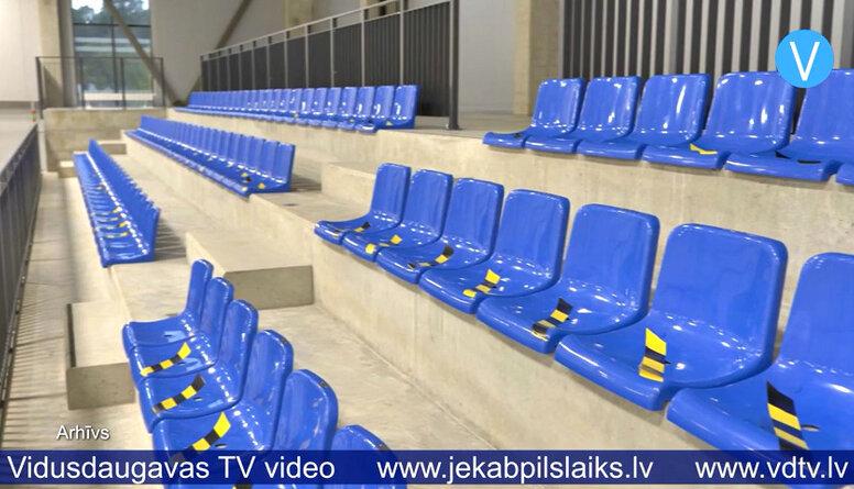Jēkabpils sporta halle jau trīs mēnešus slēgta