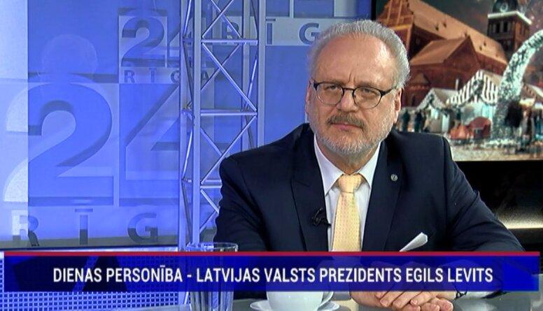Valsts prezidents par Lemberga lietu un ASV sankcijām