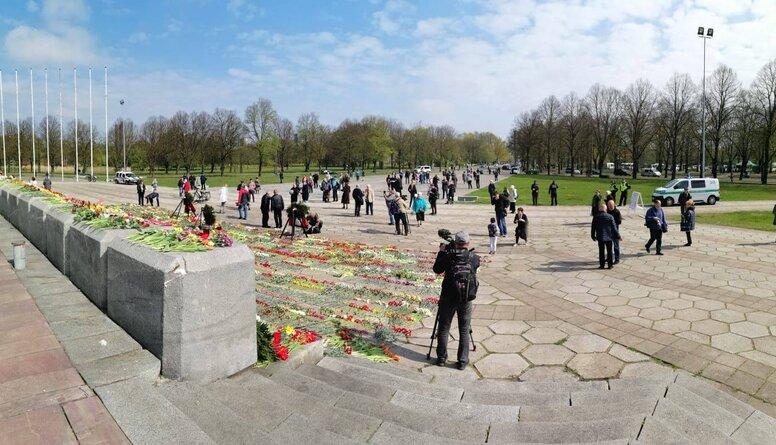 Ints Ķuzis par cilvēku pulcēšanos 9. maijā Uzvaras parkā