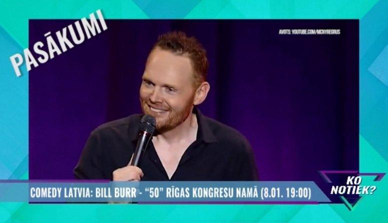 Comedy Latvia: Bila Burra stāvizrāde Rīgas Kongresu namā!