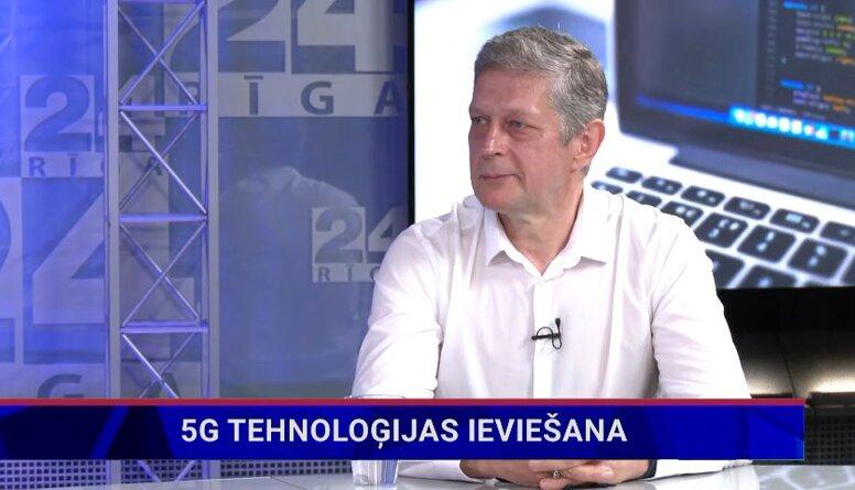 5G tehnoloģiju ieviešana. Ko tas dos sabiedrībai?