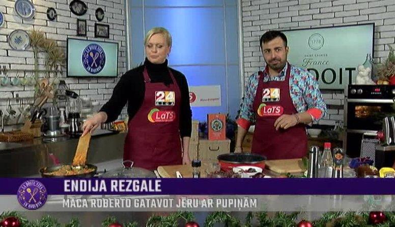 20.12.2017 La Dolce Vita. Ar Roberto 2. daļa