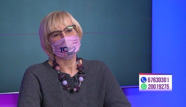 Circene: Vakcinācijas prioritārās grupas skatāmies nevis pēc profesijas, bet pēc bīstamības