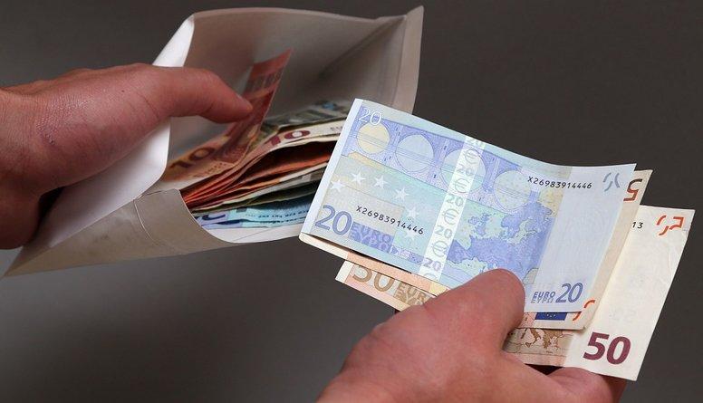 Viktors Runtulis par kukuļdošanu un kukuļņemšanu Latvijā