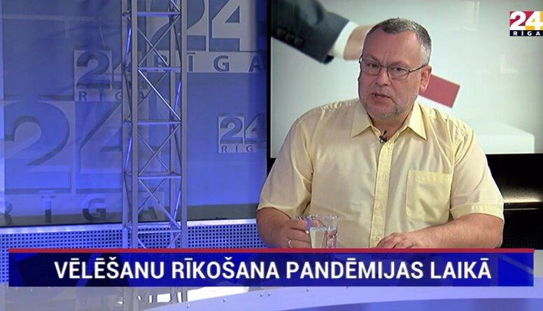 Cimdars: Jāmainās vēlēšanu norisei, lai tās būtu realizējamas arī pandēmijas laikā