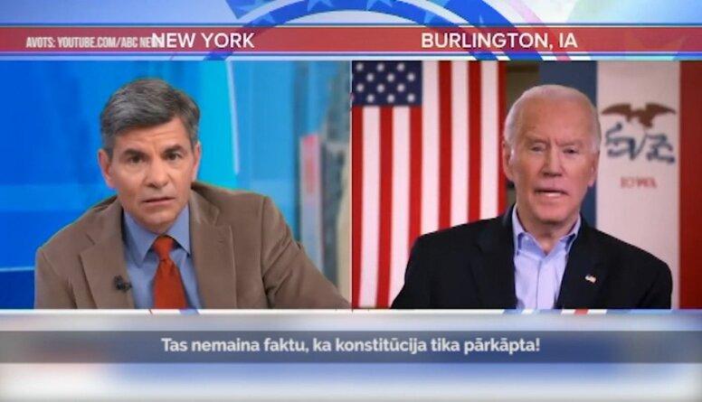 Speciālizlaidums: Senāts turpina debates par Trampa impīčmentu 2. daļa