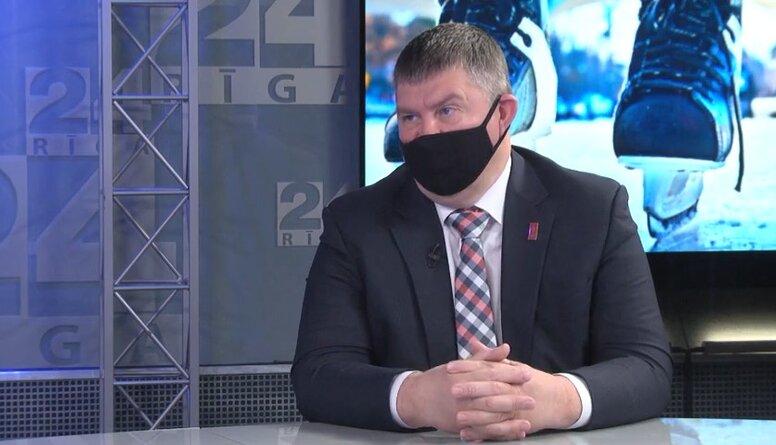 Aigars Kalvītis par politisko situāciju valstī