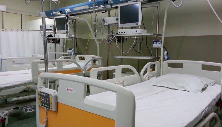 Viņķele: Pirmajā infekcijas vilnī intensīvo palīdzību varam sniegt 120 pacientiem
