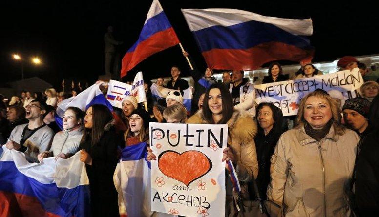 """Ēķis: """"Krievija beigs sevi uzskatīt par impēriju tikai tad, kad nomirs pēdējais krievs"""""""
