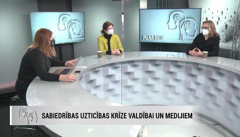 Vai Latvijā ir iestājusies mediju krīze?