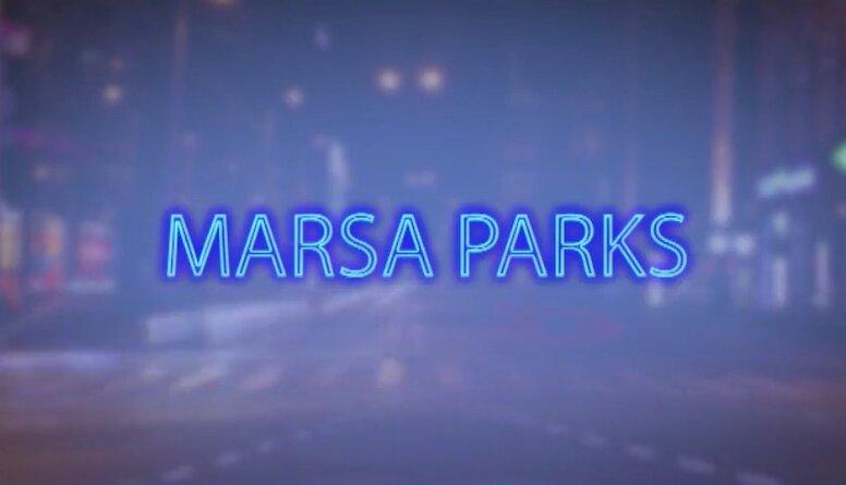 Tvitersāga: Marsa parks