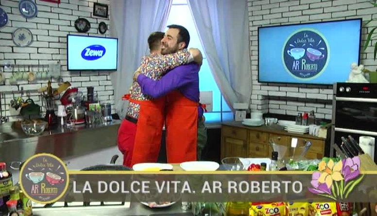 16.03.2017 La Dolce Vita. Ar Roberto 1. daļa