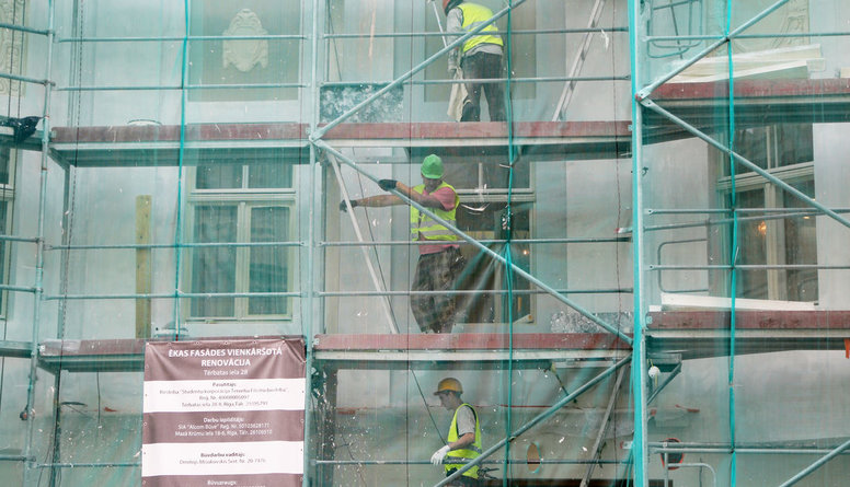 Rīgā novērojama liela namīpašnieku aktivitāte - saņemti 133 projektu pieteikumi