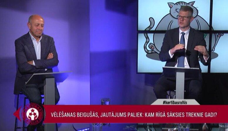 """Kam lielāks """"svars"""": Rīgas domes deputātiem vai izpilddirektoram?"""