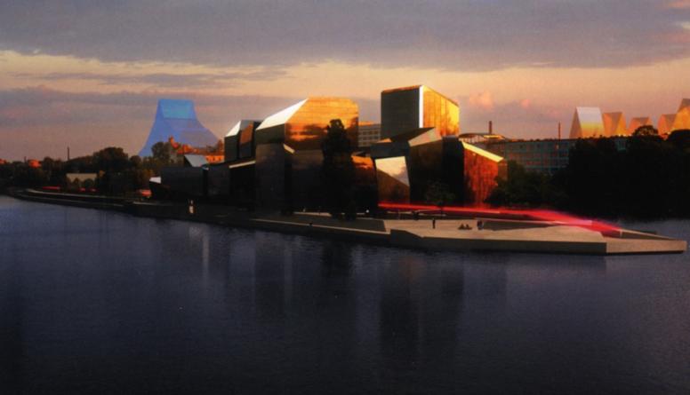 Kas jauns akustiskās koncertzāles projekta attīstībā?