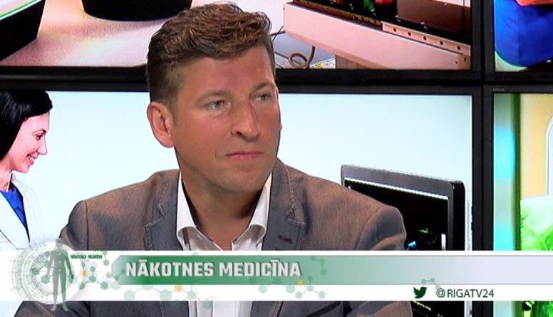 31.05.2018 Nākotnes medicīna