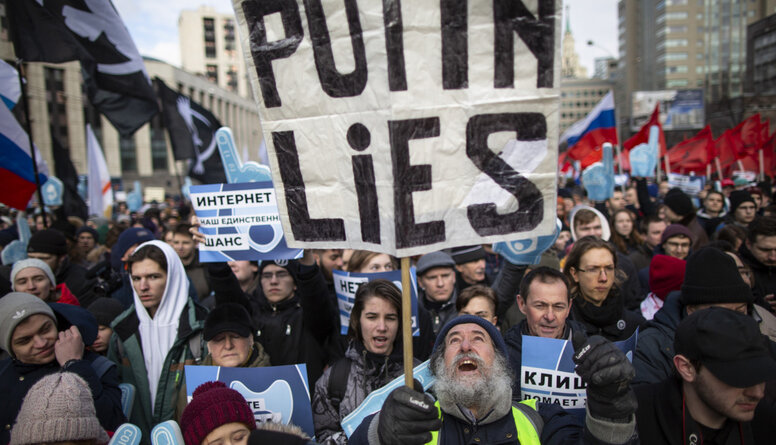 Krievija ir ļoti nestabila autoritāra valsts, pauž Pūce