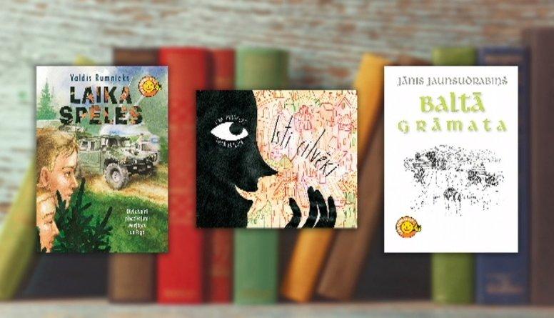 Grāmatas, kuras iesaka māksliniece Agija Staka