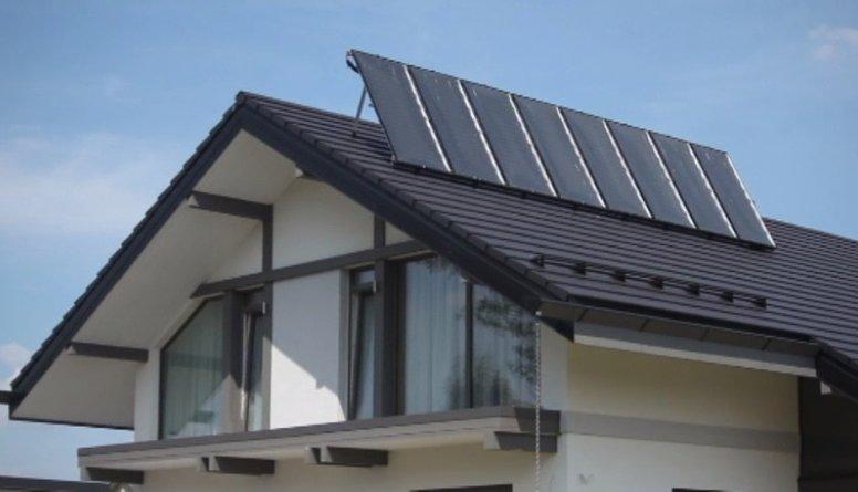 Kas ir saules kolektori un kam tos izmanto?