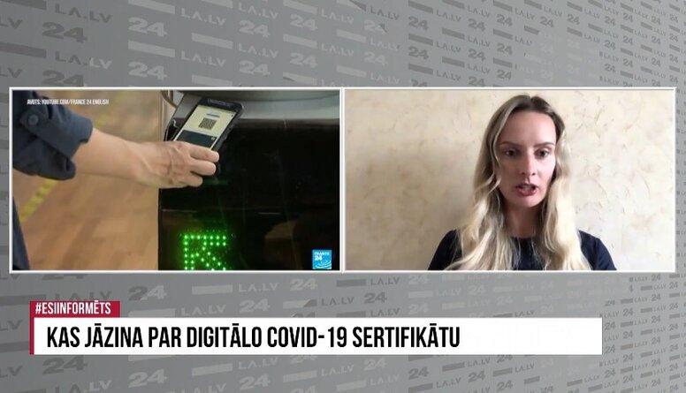 Ko darīt, ja nav iespējams Covid-19 sertifikātu iegūt digitāli?