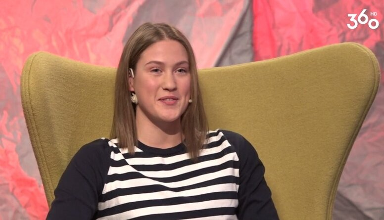 Vai olimpiskā vicečempione Jeļena Maļuka bija stingra mamma?
