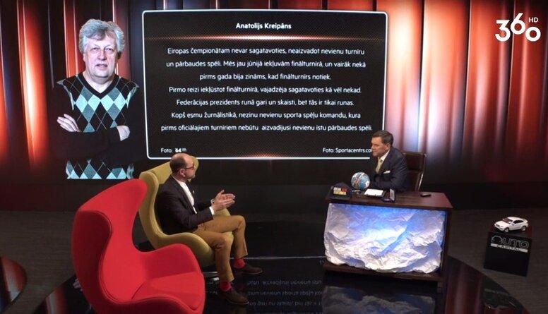 Kas LHF prezidentam sakāms par Anatolija Kreipāna kritiku handbola izlases sakarā?