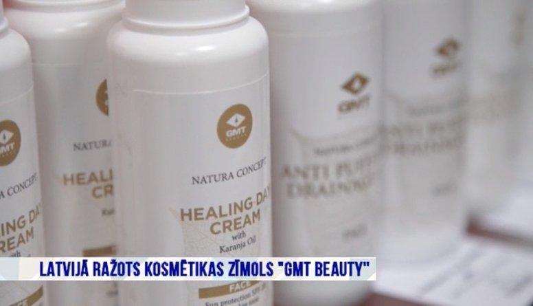 """Latvijā ražots kosmētikas zīmols """"GMT Beauty"""""""