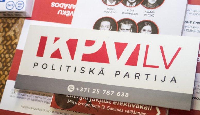 """Zakatistovs: Šķelšanās """"KPV LV"""" ir beigusies"""