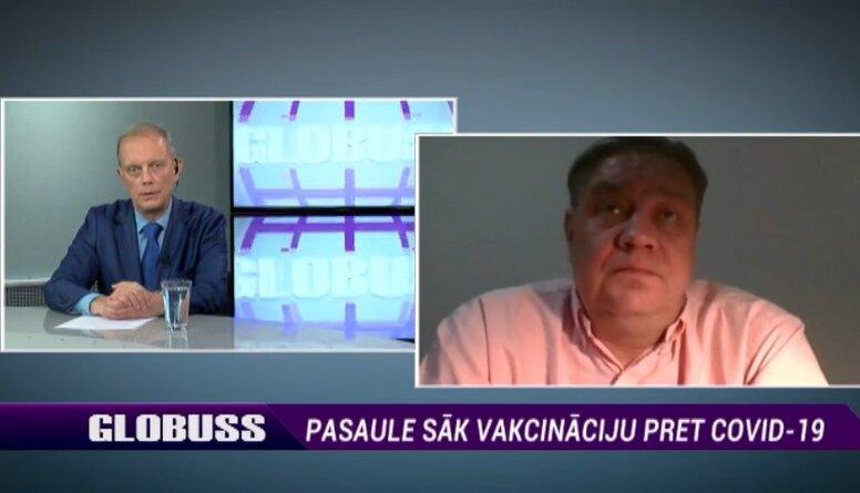 Zvejnieks: Nedēļā pēc jaunā gada Covid-19 vakcīna varētu būt jau pieejama Latvijā