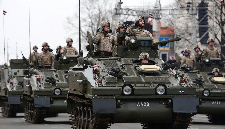 Kādēļ nepieciešama militārā parāde?