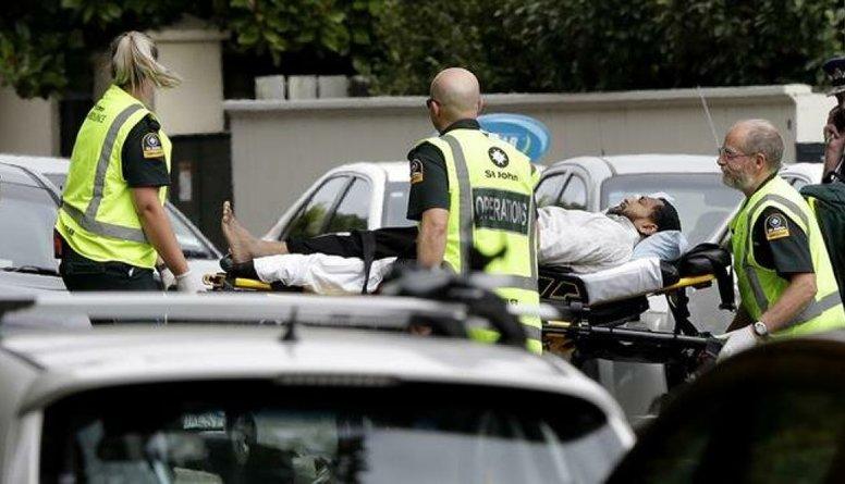 Traģiski: Jaunzēlandes mošejās nošauti 40 cilvēki