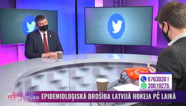 Kalvītis: Vairākas valstis ir izteikušas vēlmi uz čempionātu Latvijā ierasties laicīgi