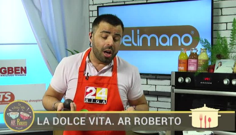 25.05.2017 La Dolce Vita. Ar Roberto 1. daļa