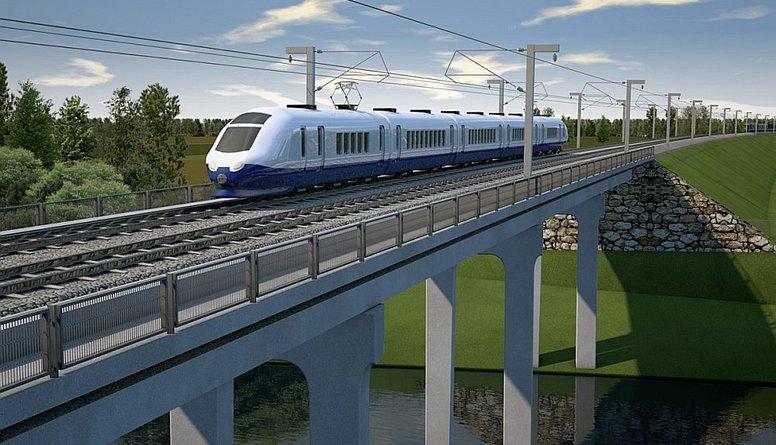 """""""Rail Baltica"""" projekts apturēs Latvijas ceļu būvi?"""