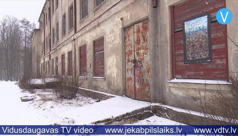 Jēkabpils pašvaldība plāno sākt Latvijā pirmās monolītās dzelzsbetona ēkas glābšanas darbus.