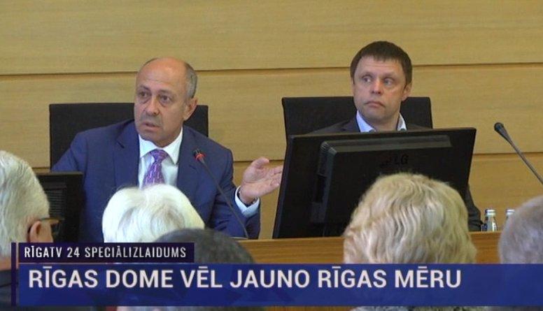 Speciālizlaidums: Rīgas mēra vēlēšanas 1. daļa