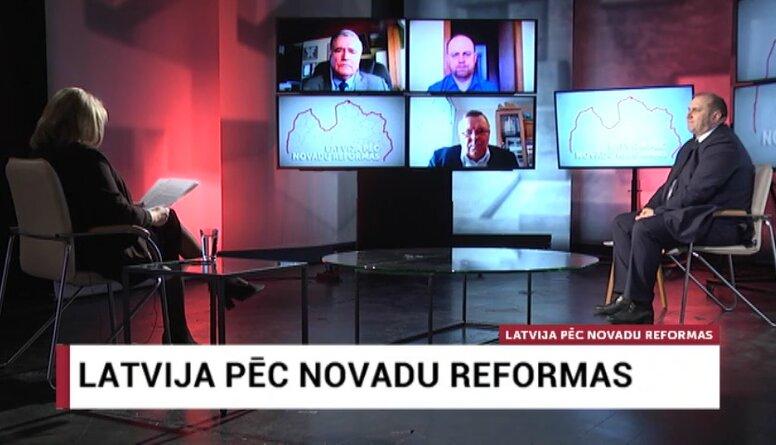 24.02.2021 Latvija pēc novadu reformas 1. daļa