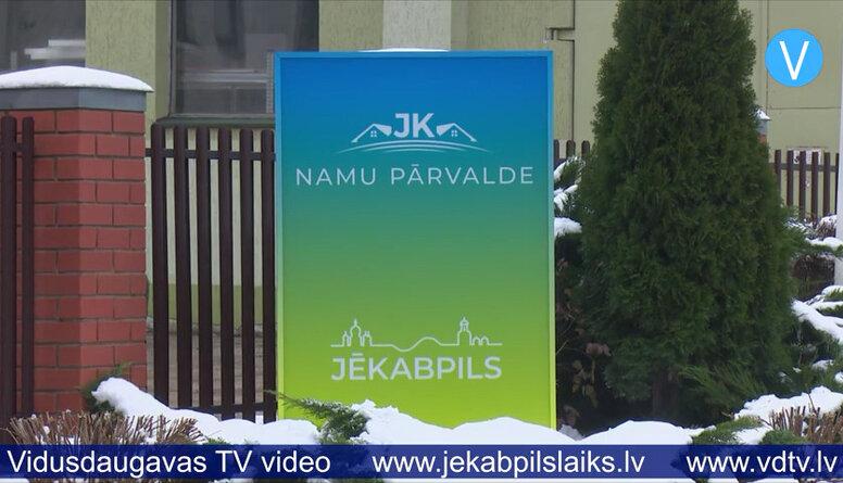 Paplašina Jēkabpils namu pārvaldes valdi