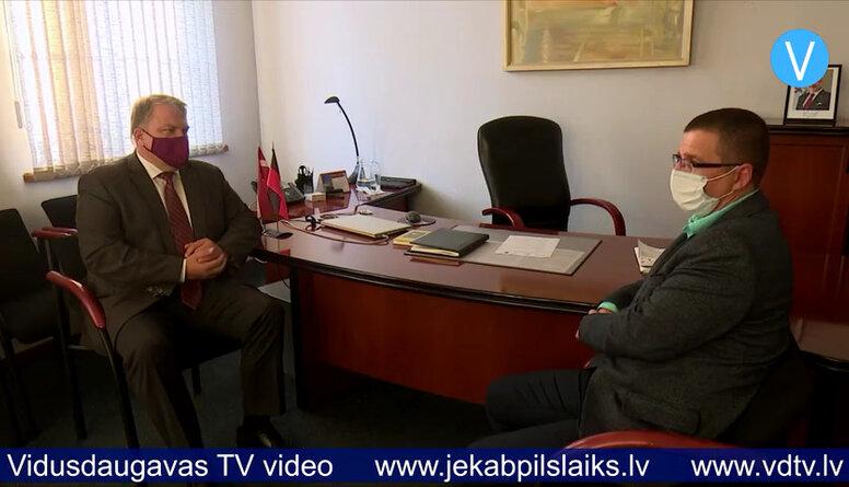 Jaunajā Jēkabpils novada pašvaldībā būtiska darbinieku skaita samazinājuma nebūs
