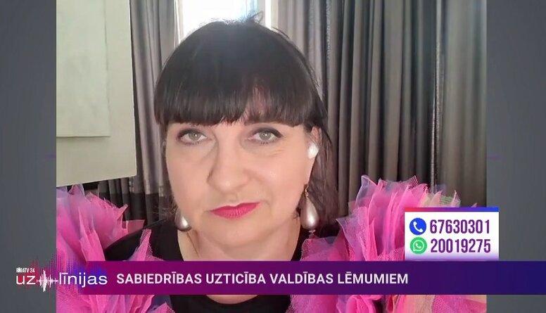 "Baiba Sipeniece-Gavare: Esmu vakcinējusies ar ""AstraZeneca"" un aste man nav izaugusi!"