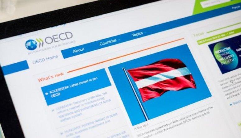Ko par konkurētspēju atklāj OECD ziņojums?