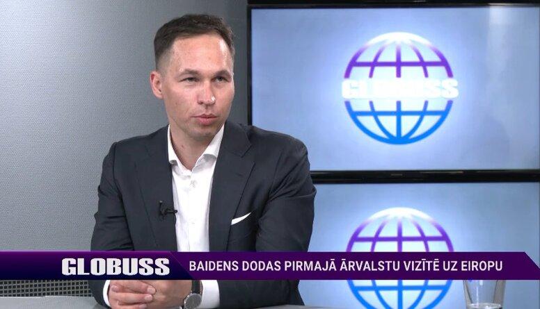 Māris Andžāns par Baidena un Putina tikšanos