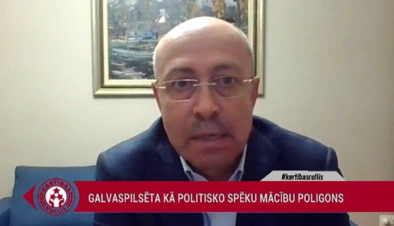 Burovs: Rīgas domē ir ļoti politizēta koalīcija
